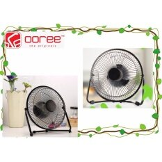 GENUINE PREMIUM QUALITY 10 USB FAN 2 GEARS BLACK & RED COLOR 23cm*10cm*24cm Malaysia