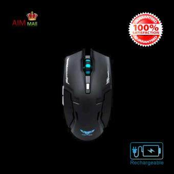 GEYES i8 Rechargeable 2.4G Wireless 6D optical Gaming mouse - 2