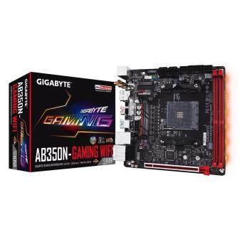 Gigabyte Mini-ITX Motherboard GA-AB350N-Gaming Wifi for AMD AM4