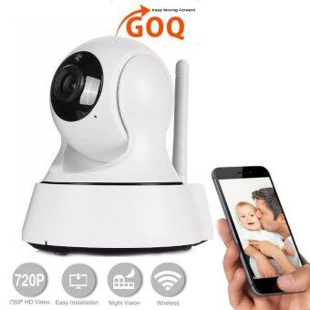GOQ Q3 IP CAM 720P HD Wifi Home Office Security Camera P2P Pan Tilt Wireless CCTV Night Vision