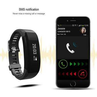 H28 Smart Wristband Heart Rate Monitor Smart Watch Bracelet Wrist Pedometer Bluetooth Smart band for iOS Android