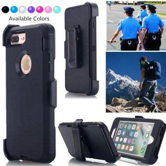 Harga Hot Sale Defender Heavy Duty Case (BOX Belt Clip Fits Otter) ForApple IPhone 7 plus