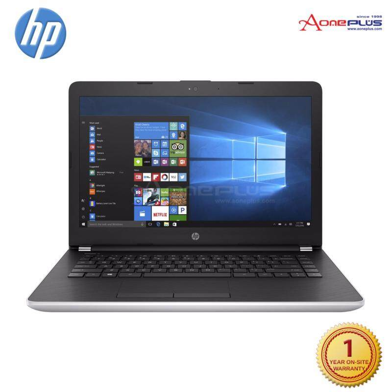 HP 14-bs538TU 14.0 Laptop/Notebook (Silver) + Free HP Backpack Malaysia