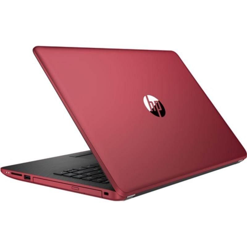 HP 14-BS581TU Red Notebook (Core i3-6006U/4GB/1TB/W10H) + Free HP Backpack Malaysia
