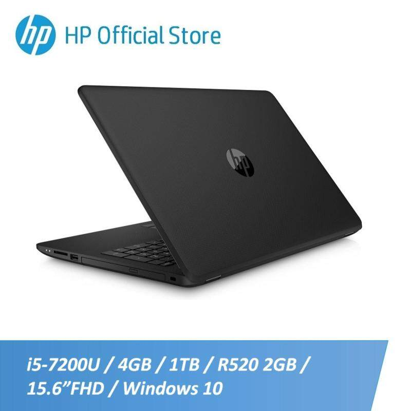 HP 15-bs641tx Notebook [FREE Backpack,Wireless Mouse] Malaysia