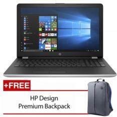 HP 15-bw074AX 15.6 Laptop Silver (A10-9620P, 4GB, 1TB, ATI 530 2GB, W10H) Malaysia