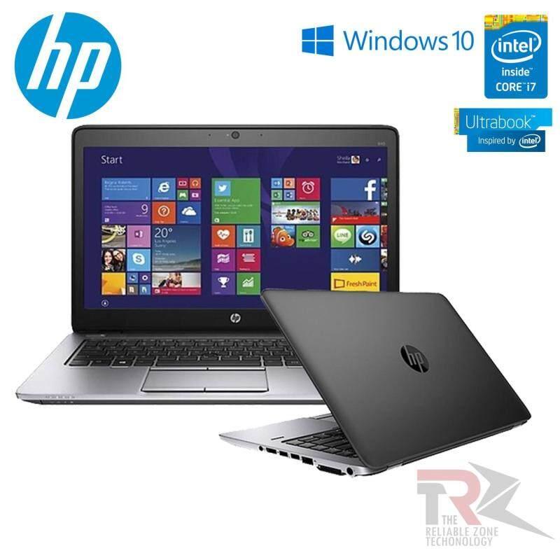 HP EliteBook 840 G1 - 14 - Core i7 4600U 3.3GHz - 8 GB RAM - 500 GB HDD - 1 YEAR WARRANTY Malaysia