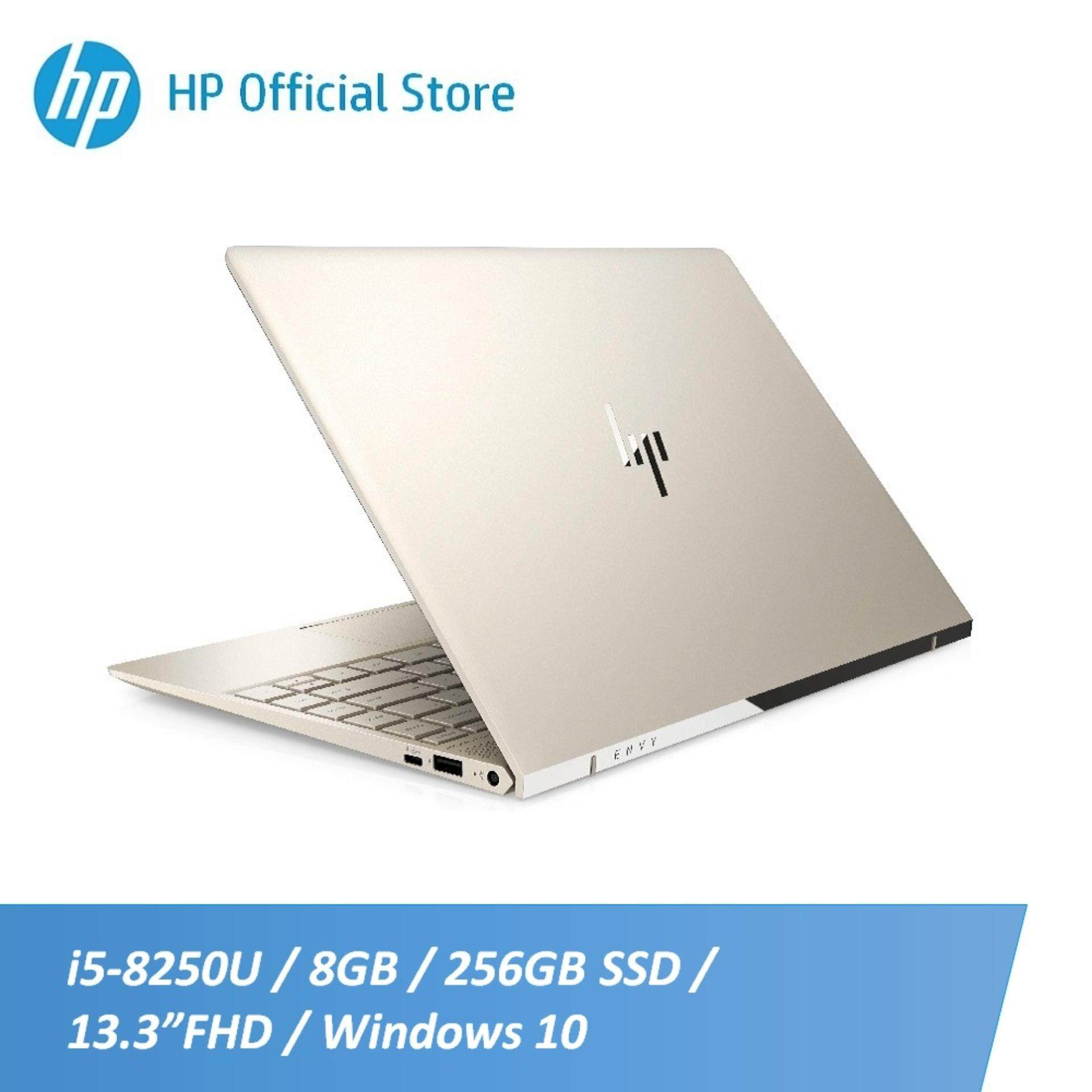 HP ENVY 13-ad102tu [FREE Backpack, Wireless Mouse] Malaysia