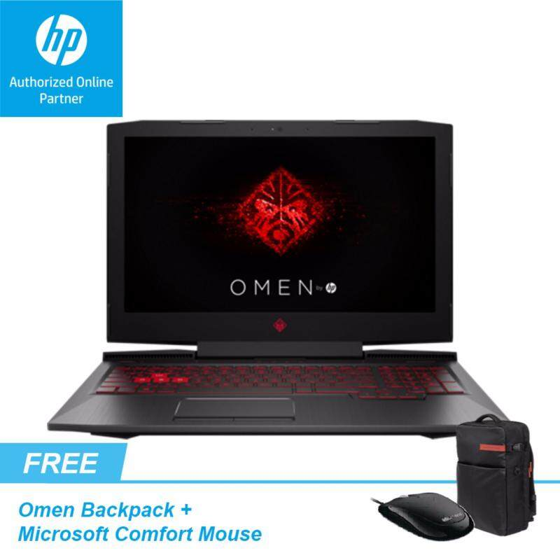 HP OMEN 15-ce032TX - FREE Premium HP Backpack+ Microsoft Comfort Mouse (While Stock Last) Malaysia