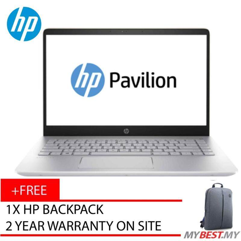 HP Pavilion 14-Bf104TX 14 FHD Laptop Gold (I7-8550U, 4GB, 1TB, 940MX 4GB, W10) Malaysia