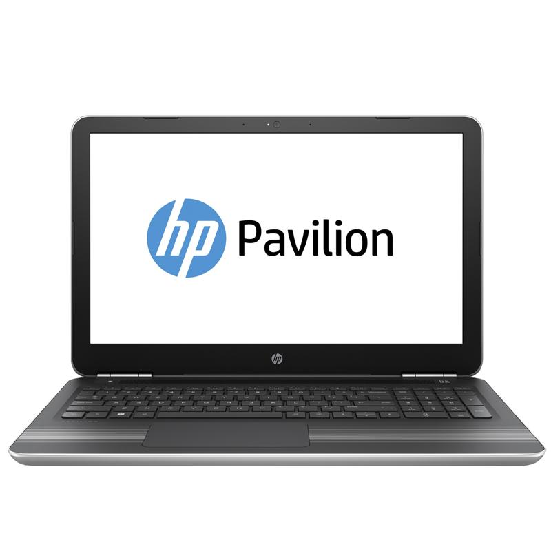 HP Pavilion 15-au102TX 15.6 Laptop Silver (i5-7200, 4GB, 1TB, GT940MX 2GB, W10H) Malaysia