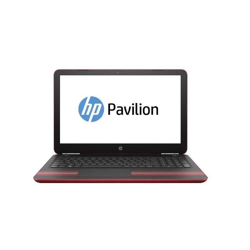 HP Pavilion 15-au105TX  Core i7  4GB  1TB  15.6  W10H - Red Malaysia
