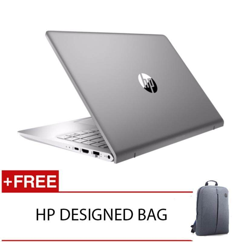 HP PAVILLION  14-BF103TX I5-8250U 4GD4 1TB GT940MX2G WIN10H (SILVER) FREE HP DESIGNED BACKPACK Malaysia