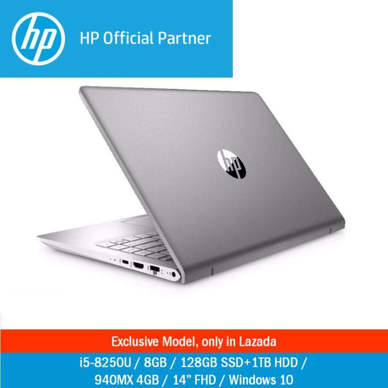 HP PAVILLION14-BF163TX [Lazada Exclusive Model] [FREE Backpack] Malaysia