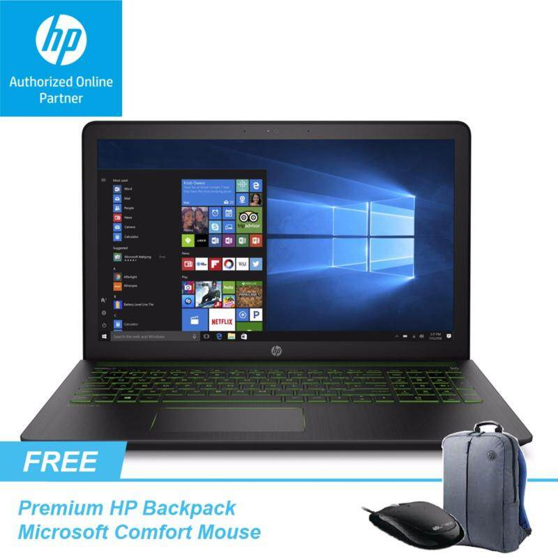 HP Power Pavillion 15-cb094TX - FREE Premium HP Backpack+ Microsoft Comfort Mouse (While Stock Last) Malaysia