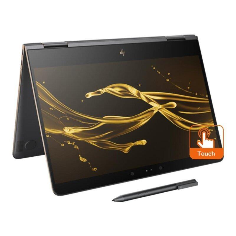 HP Spectre x360 13-ae090TU 13.3 Touch FHD Laptop Dark Ash Silver (i7-8550u, 8GB, 256GB, Intel, W10H) Malaysia
