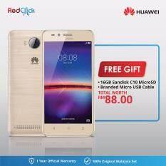 *RM329 00* Huawei Y3 II / LUA-U22 (1GB/8GB) (Gold) + 2