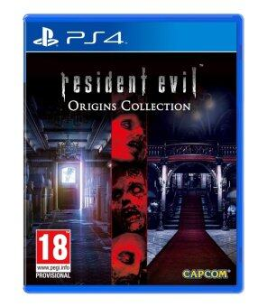 Harga PS4 Resident Evil Origins Collection (English)