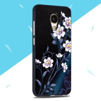 Harga Silica Gel Soft Phone Case for Meizu M3S (Multicolor) - intl