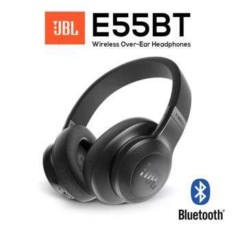 Harga JBL E55BT Wireless Bluetooth Over-Ear Headphones