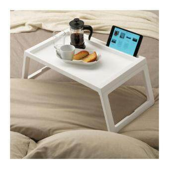 Harga Multifunctional Foldable Table ( Bed Table / Tablet Stand / Food Tray)