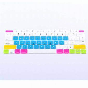 Harga Keyboard protector 12 Inch for Apple Mac-book Air / Mac-book Pro Floral