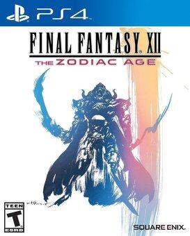 Harga PRE-ORDER PS4 Final Fantasy XII: The Zodiac Age (R3) ENGLISH ETA 11-7-17