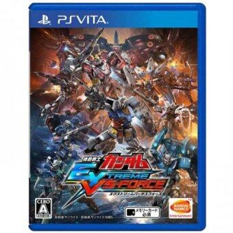 Harga PS Vita Mobile Suit Gundam Ext Vs Force Eng [R3]