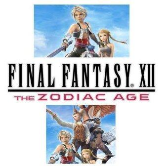 Harga Pre Order :Final Fantasy XII: The Zodiac Age (R3/PS4) ETA July 2017
