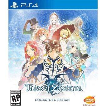 Harga PS4 Tales of Zestiria Eng Version [R1]