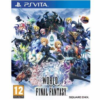Harga PSVITA World of Final Fantasy Eng-R1/ALL