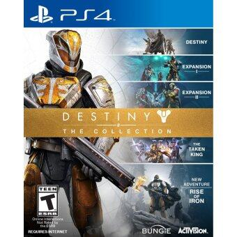 Harga DESTINY: THE COLLECTION [PS4]
