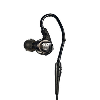 Harga Audio-Technica ATH-SPORT3 SonicSport® In-ear Headphones (Black)