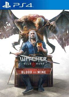 Harga CLEARANCE SALES!! PS4 Witcher 3: Wild Hunt Expansion - Blood and Wine Expansion