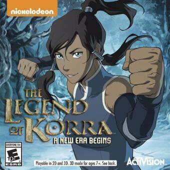 Harga 3DS Nickelodeon The Legend Of Korra A New Era Begins