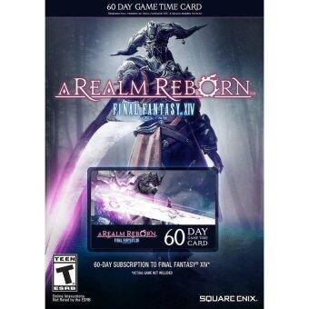 Harga FINAL FANTASY XIV 60 Day Game Time Card (PS4/PS3/PC) US Server