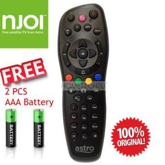 Harga ORIGINAL Astro Njoi Remote Control (100% Genuine)-Free AAA Battery