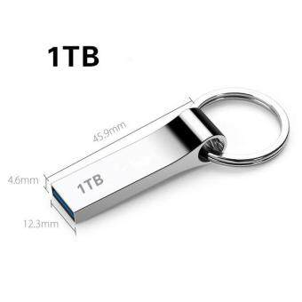 Harga USB Flash Drive 1TB Waterproof USB 2.0 Metal Flash Memory Stick Pen Drive Storage Thumb U Disk