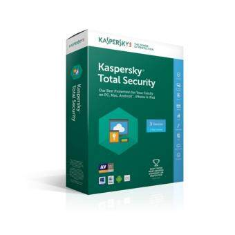 Harga Kaspersky Total Security 3 Device
