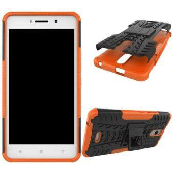 Harga 2-in-1 Shockproof Stand Cover Case for Alcatel One Touch Pixi 4 6.0 Inch 3G Version