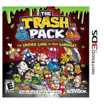 Harga The Trash Pack - Nintendo 3DS