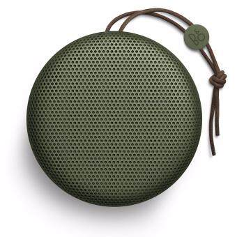 Harga BANG & OLUFSEN B&O BEOPLAY A1 PORTABLE BLUETOOTH SPEAKER - MOSS GREEN