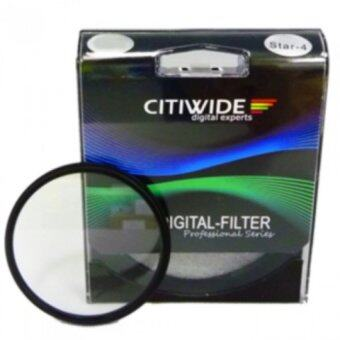 Harga CW 77mm Star Filter Cross 4
