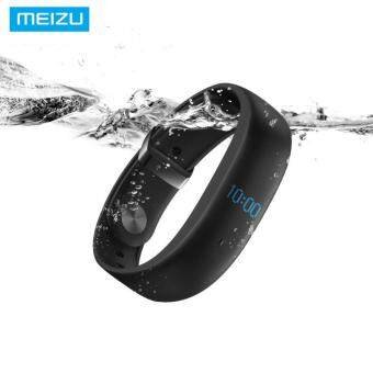 Harga (Original) MEIZU H1 Bracelet Fitness Tracker Wristband With Smart Heart Rate Monitor OLED Display IP67