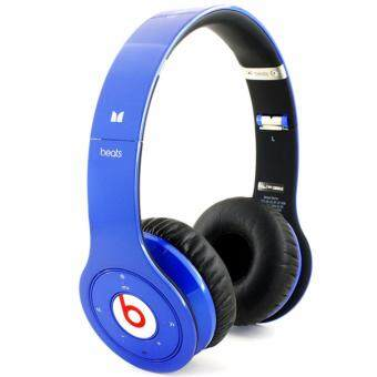 Harga NEW Beats Solo On-Ear Wired Headphone (Blue)