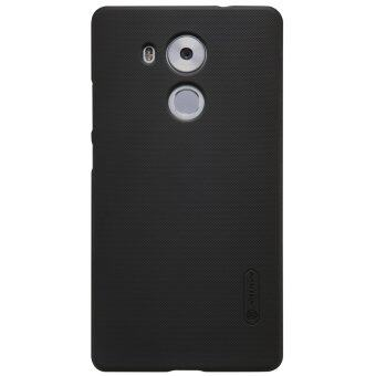 Harga NILLKIN Super Frosted Shield Back Cover Matte Shell Case for Huawei Mate 8 (Black)