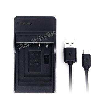 Harga DMW-BCH7 Ultra Slim USB Charger for Panasonic Lumix DMC-FP1 Lumix DMC-FP2 Lumix DMC-FP3 Lumix DMC-FT10 Lumix DMC-TS10 and More