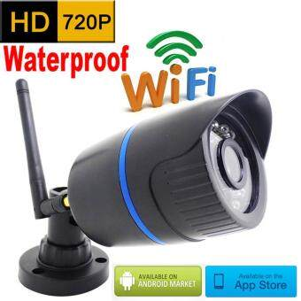 Harga Cctv Ip Camera Wireless Wifi HD 720P Outdoor Waterproof Surveillance Security Mini Cameras Network Cam IR Cut Bullet Camera Infrared Home Security Monitoring Defense