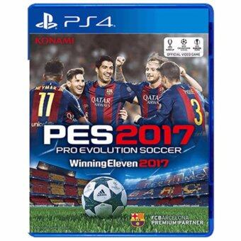Harga PS4 Winning Eleven 2017 [R3]