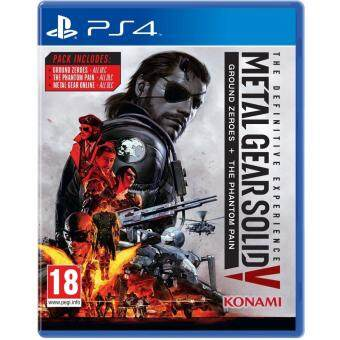 Harga PS4 METAL GEAR SOLID V: THE DEFINITIVE EXPERIENCE (R2)